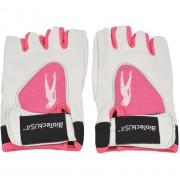 Lady1 L white-pink